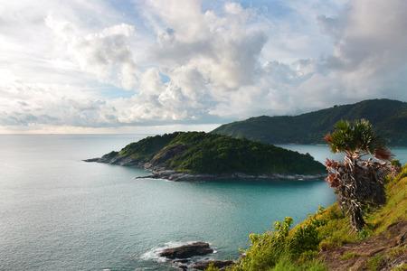 phuket province: Beach of Thailand, phuket province,Laem Phrom Thep