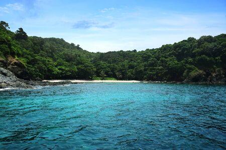 phuket province: Beach of Thailand, phuket province Stock Photo
