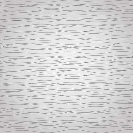 sinuous: Seamless wavy pattern. Repeating vector texture. AI10 EPS Illustration