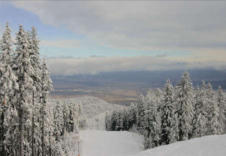 Bansko ski resort in Bulgary Stock Photo - 726410