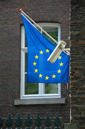 Europe - monitoring Standard-Bild