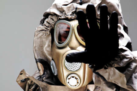Stop Syria chemical weapon photo