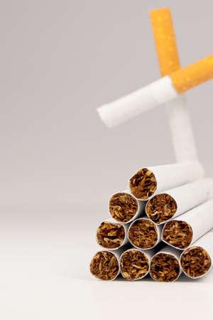 Cigarettes Tomb 4 photo