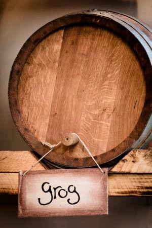 grog: Grog Barrel