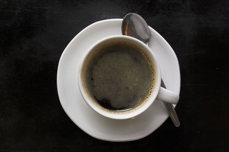black coffe photo
