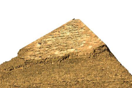 cheops: gizah pyramids Stock Photo