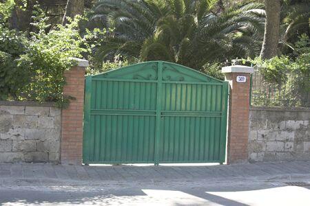 enclosure: enclosure Stock Photo