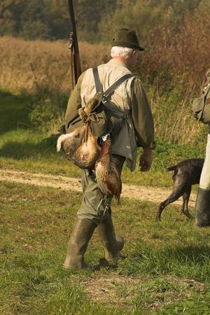 outdoorsman: hunter