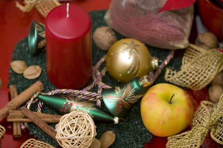 christmas decoration Stock Photo - 4156197