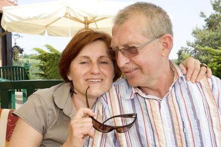 happy couple Stock Photo - 5165115