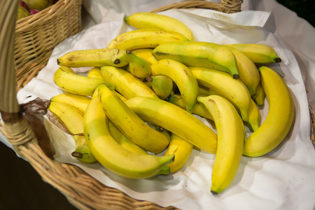 fresh banana bunch