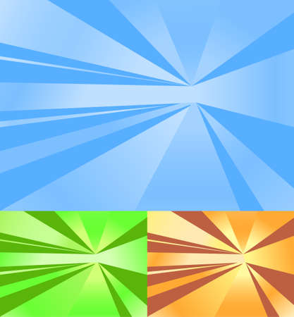 burst vector background multiple colors photo