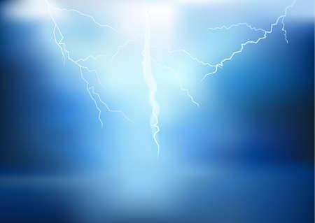 lighting background: thunder lighting background vector