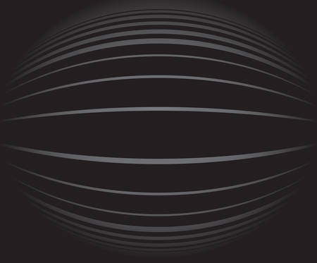 vector wave grey and black background design Vector