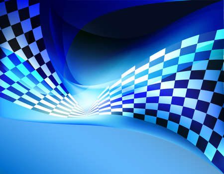 flag background: racing background checkered flag wawing