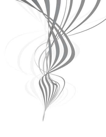 originally: optical effect mobius wave stripe design