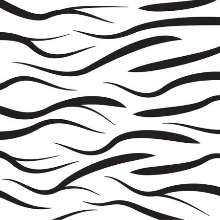 zebra pattern: zebra pattern black and white vector