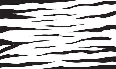 zebra stripes: zebra stripes pattern background vector Illustration