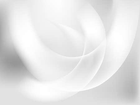 white silk: white silk smooth flow background vector design