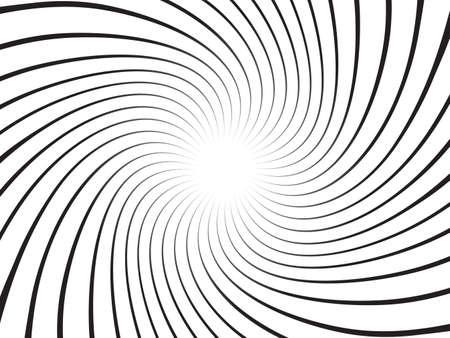 背景を旋回します。抽象的な形渦現象を形成