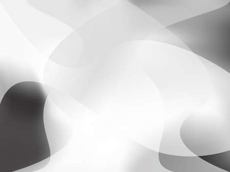 smooth background: abstract greyscale smooth background design vector