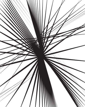 Random lines abstract background. Modern, minimal  art like graphics