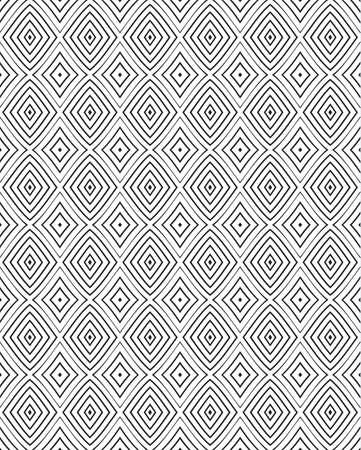 arte optico: sin fisuras arte �ptico vector patr�n de fondo Vectores