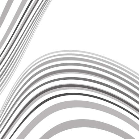 mobius loop: mobious optical art wave vector background black and white