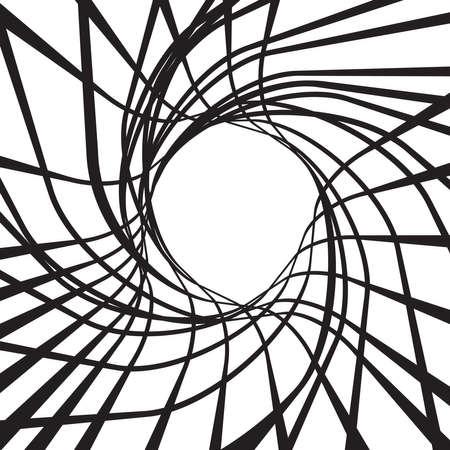 hypnotist: vortex abstract burst from center background