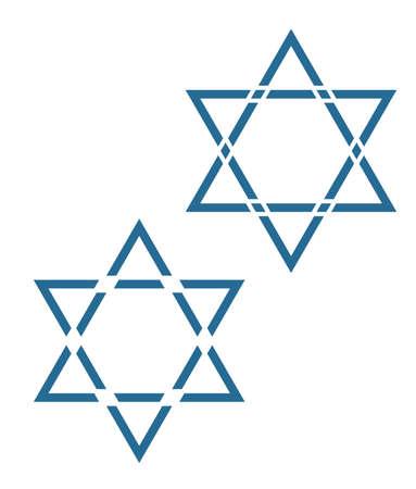 etoile juive: �toile juive David �toiles design de symbole