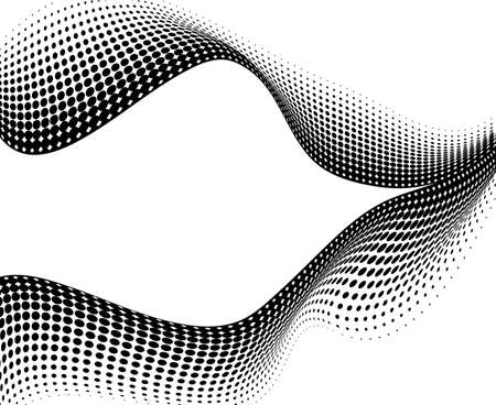 dotted background: dotted background morphing design