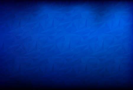 blau wei�: geometrischen Dreiecksmuster blau wei� Vektor-