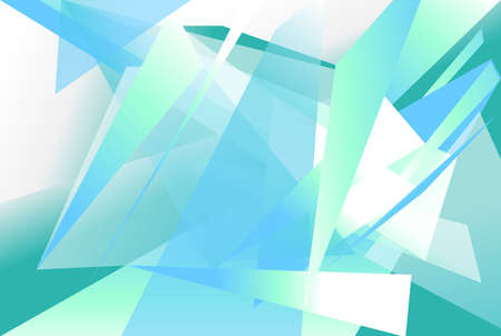 angular: Futuristic background with angular, edgy shapes. Abstract geometric vector art.