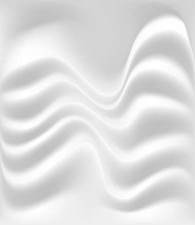 on smooth: abstract white background with smooth lines