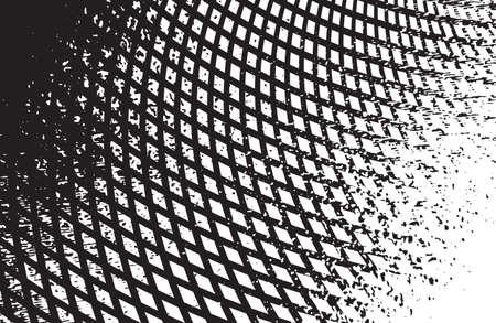 arte optico: óptico arte vectorial blanco y negro