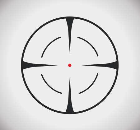 marksman: Crosshair, reticle, viewfinder, target graphics