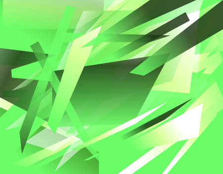 edgy: Futuristic background with angular, edgy shapes. Abstract geometric vector art.