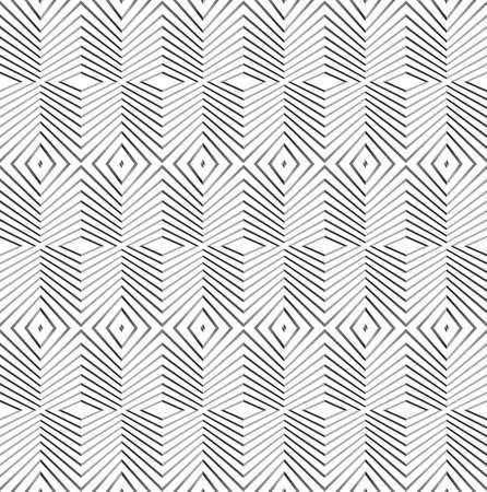 iteration: seamless texture. Geometric pattern. Vector art.