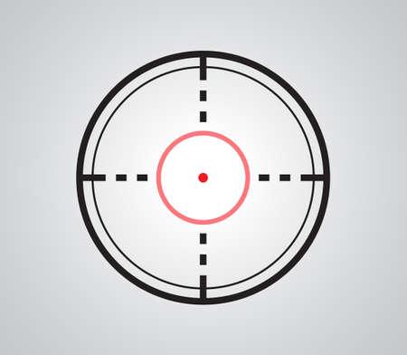 reticle: Crosshair, reticle, viewfinder, target graphics