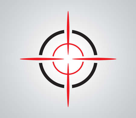 reticle: Crosshair, reticle, viewfinder, target graphics