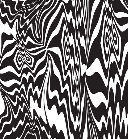 balck: optical art background op art balck and white