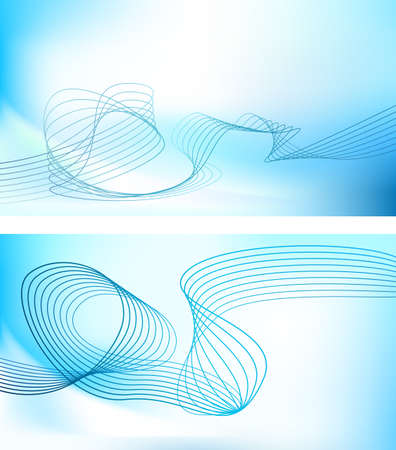 abstract waves: waves wavy background abstract lines water design