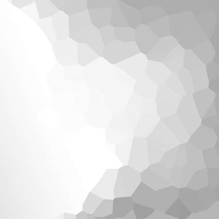 crystal background: crystal background abstract background gray, grayscale pattern Illustration