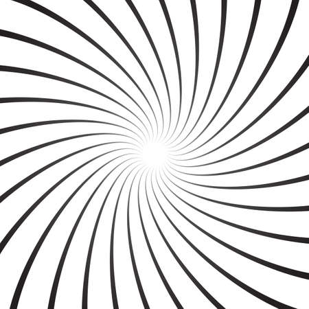 twist: abstract twist, swirl, rays radial stylish background