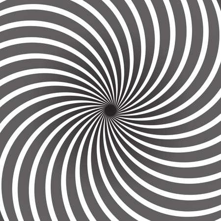 twist: abstract twist, swirl, rays radial stylish background