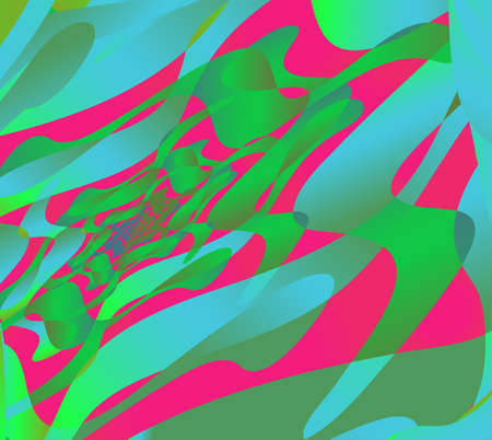 artsy: psychedelic tunnel background, abstract design multicolored