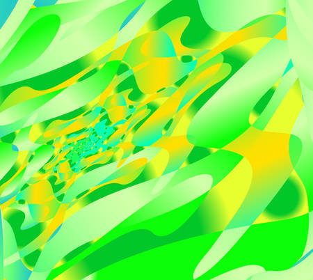 tunnel: psychedelic tunnel background, abstract design multicolored