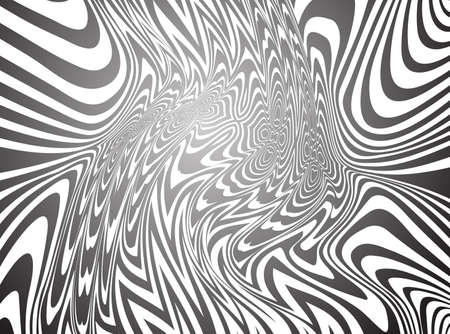 psychedelic background: abstract flowing morphing swirling psychedelic background