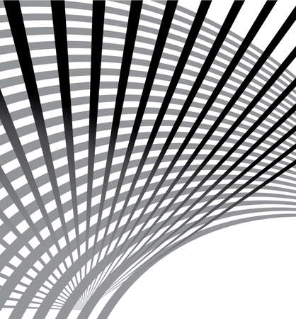 Mesh background morph, abstract wavy design