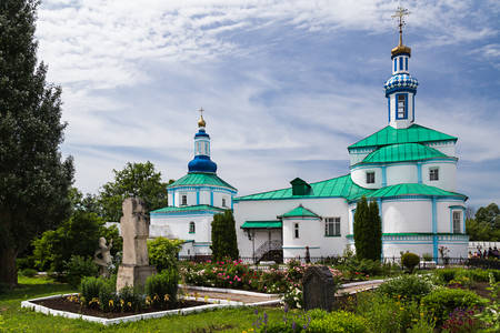The Virgin Monastery of Raifa Editorial